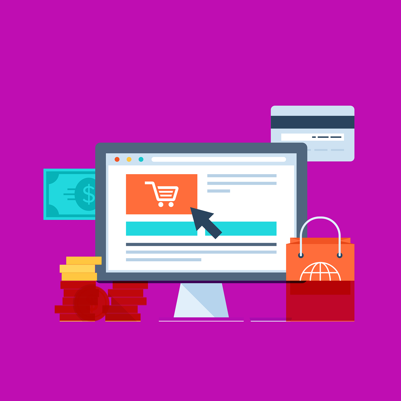 3 Things You Should Know About Online Markets Vs. E-Commerce Sites